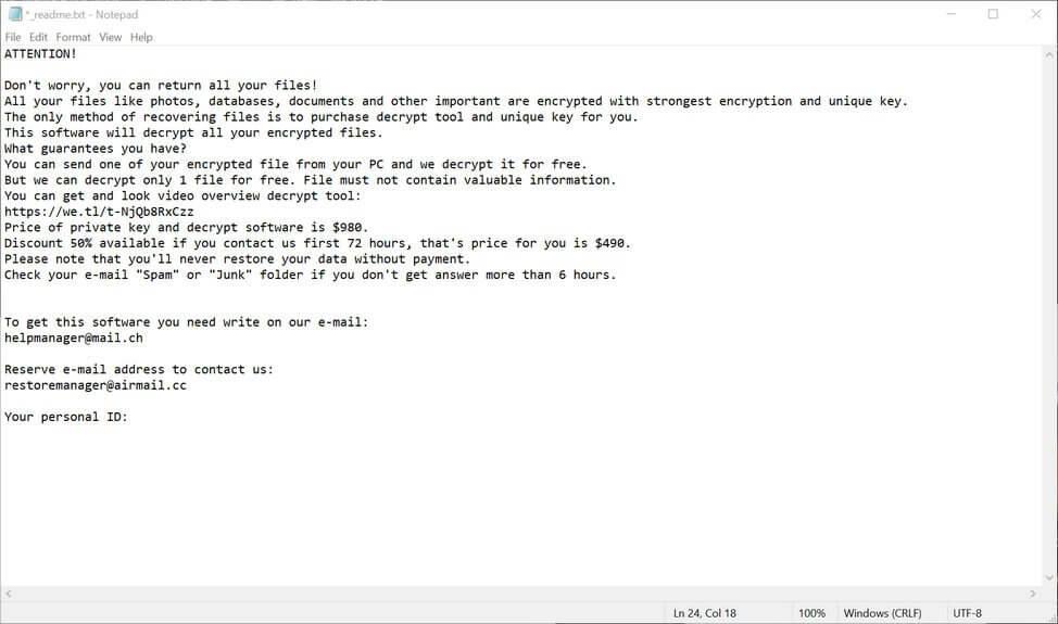 VPSH-ransomware-virus-txt